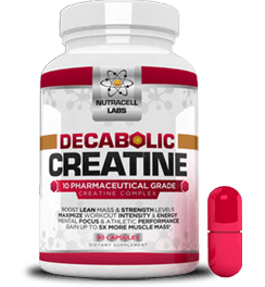 Decabolic Creatine